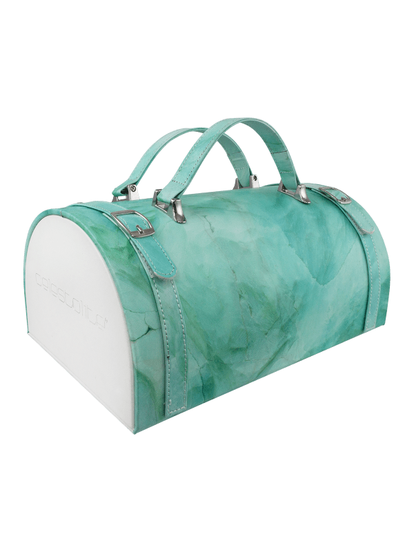 Jade Spectra Bag Side
