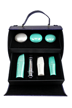 Jade Beauty Suitcase