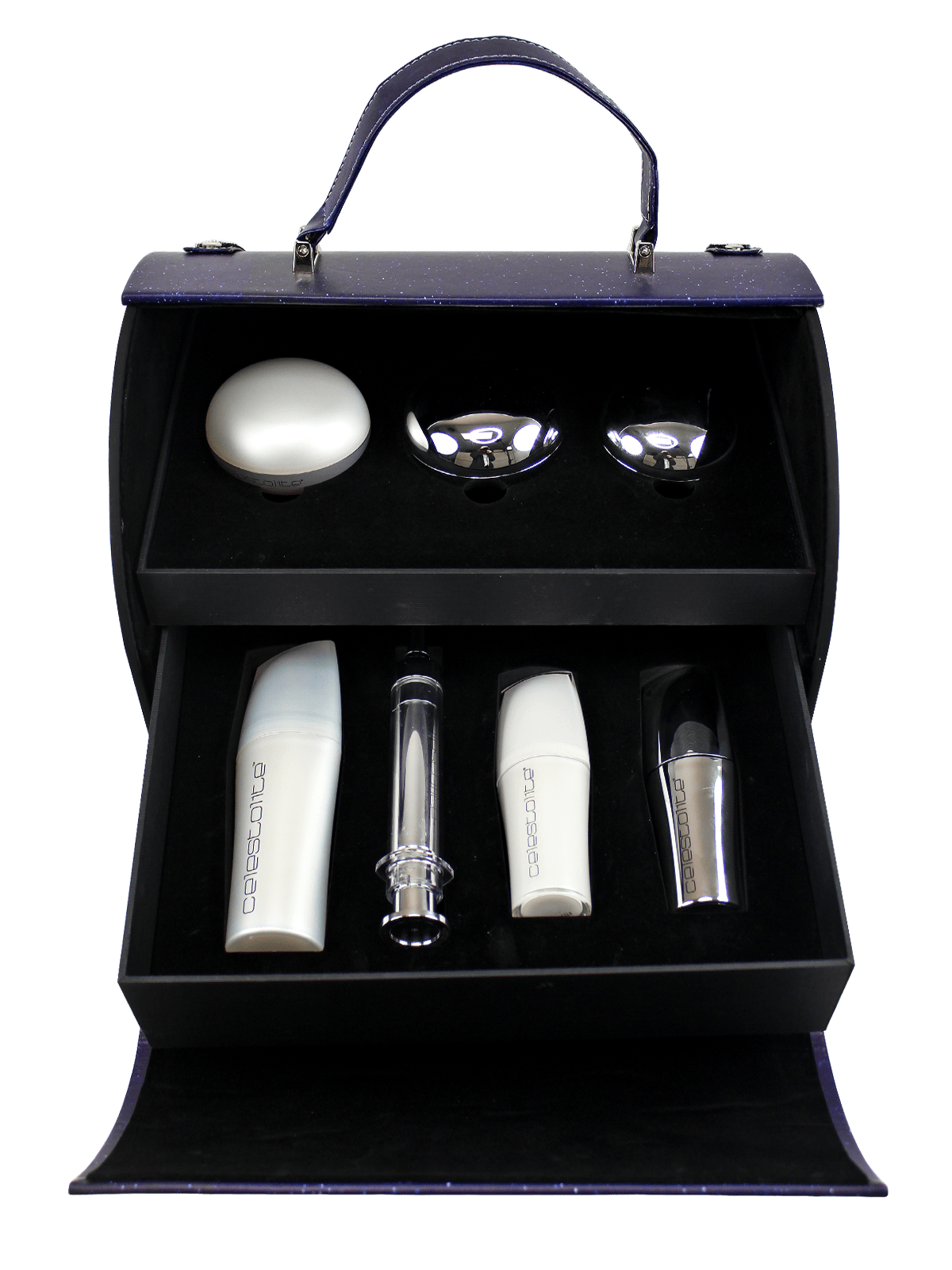 Celestolite Beauty Suitcase Cosmic Collection