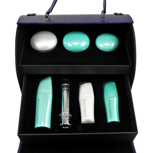Celestolite Beauty Suitcase Jade Spectra Collection