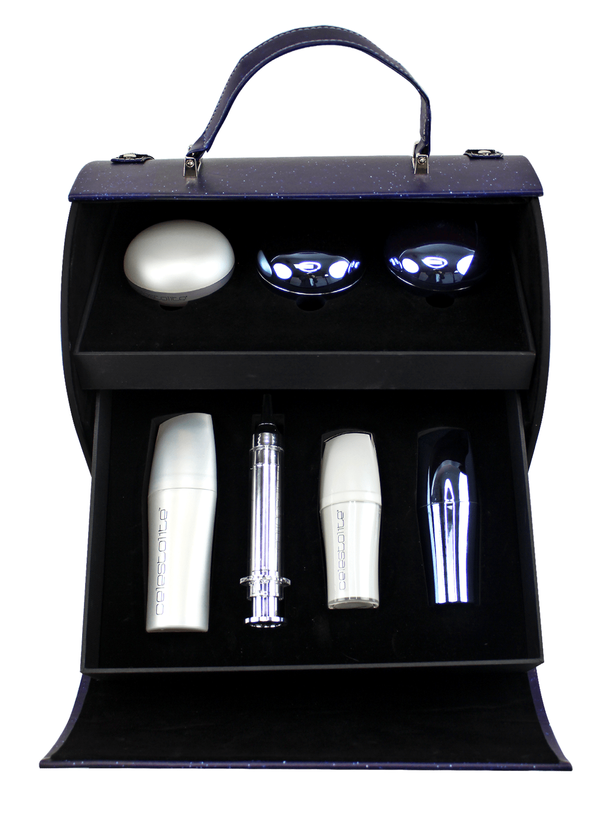 Celestolite Beauty Suitcase Luna Collection