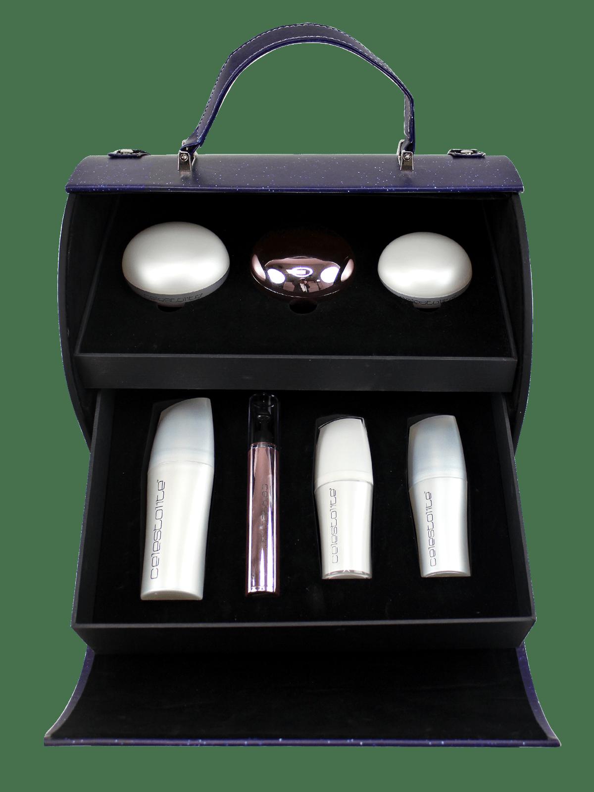 Celestolite Beauty Suitcase Nova Collection