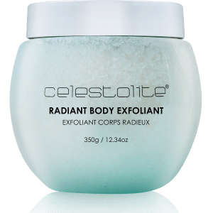 Celestolite Radiant Body Exfoliant product