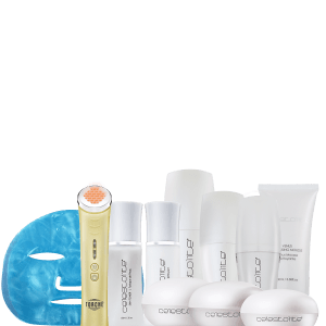 Venus Collection + Renewal blue mask + Amber Torche