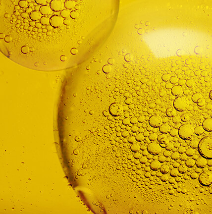 yellow water bubbles
